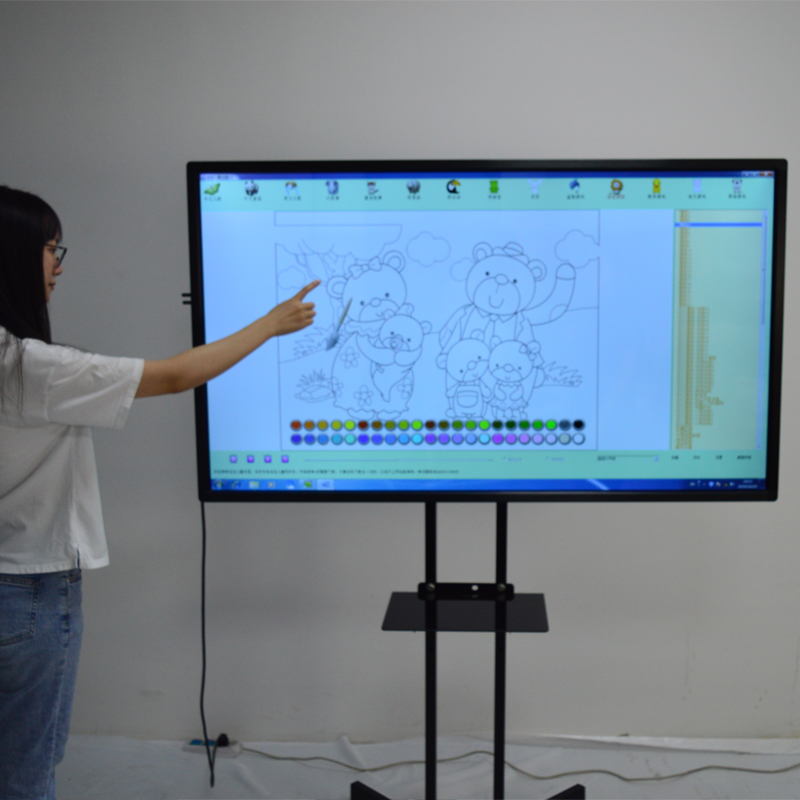 Why the interactive whiteboard so popular in school
