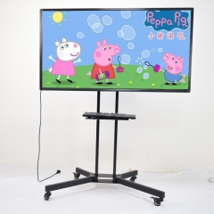 SYET 98Inch Professional electronic display touch screen board interactive smart whiteboard for classroom meeting room