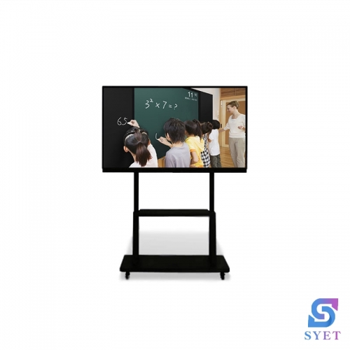 SYET Large Touch Whiteboard 86 Inch Conference Smart Interactive Whiteboard For Classroom