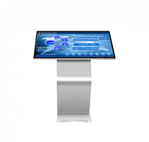 Hot sale SYET 27 inch information kiosk digital display touch screen kiosk for restaurant window or android system intelligent
