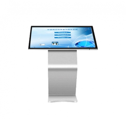 SYET 19inch Intelligent display touch inquiry all in one kiosk capacitive IR self service kiosk multi touch