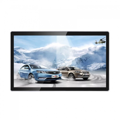 SYET 70 Inch Video wall mount lcd digital advertising tv monitor digital signage media player