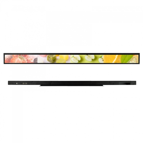 SYET 43 inch long LCD screen bar lcd advertising display