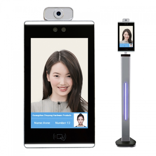 10.1 inch face recognition machine