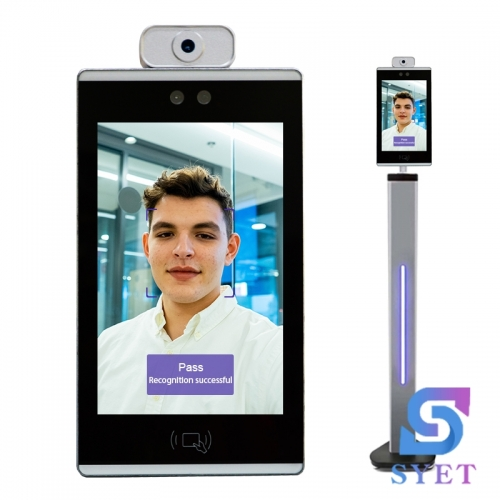 10 inch Accurate Digital Infrared Body Face Recognition