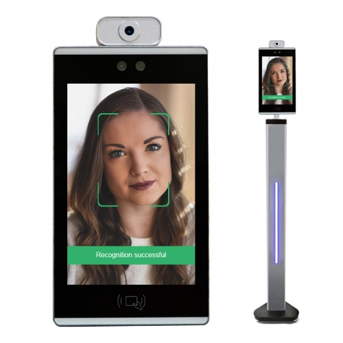 New Product Facial Recognition thermometer